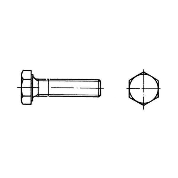 ОСТ 1 31502-80 Винты с шестигранной головкой