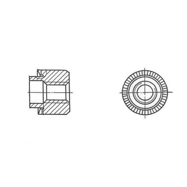 ОСТ 1 10773-72 Втулки резьбовые