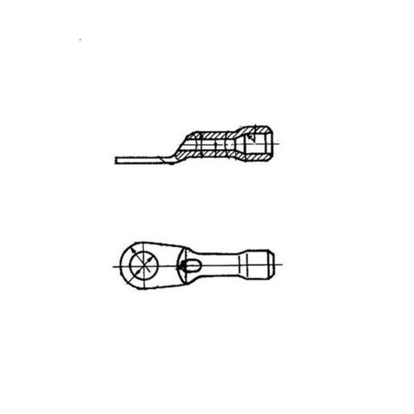 ОСТ 1 12320-78 Наконечники для электропроводов