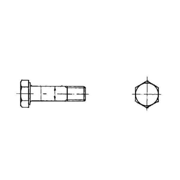 ОСТ 1 10569-72 Болты с шестигранной головкой