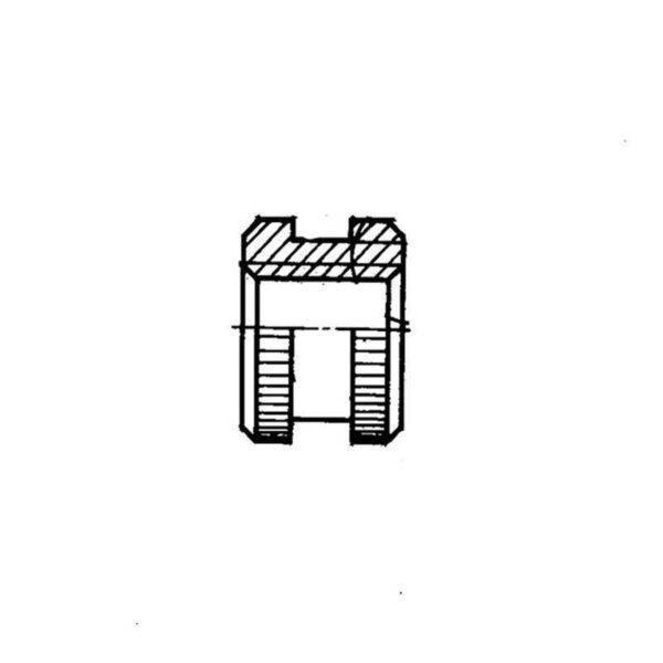 ОСТ 1 11151-73 Втулки резьбовые с накаткой