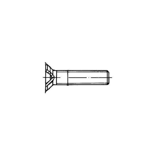 ОСТ 1 10577-72 Винты с потайной  головкой L90 гр. из титанового сплава