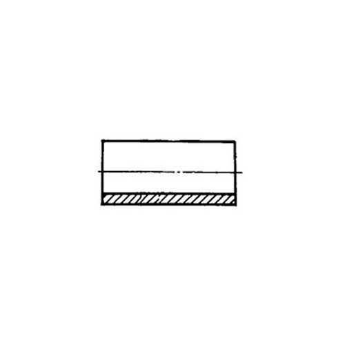 ОСТ 1 11115-73 Втулки с полем допуска наружного диаметра f9
