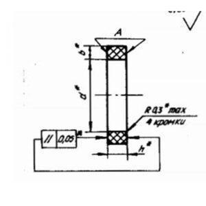 Кольцо уплотнительное ОСТ 1 11408-88
