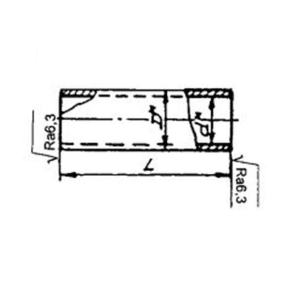 Гильза ОСТ 1 12336-75