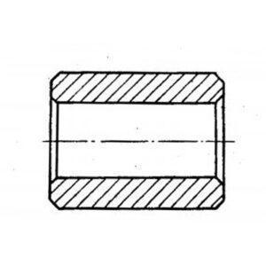 ОСТ 1 12144-75 Втулки гладкие приборные металлические